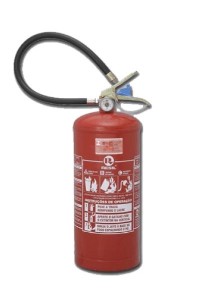 Extintor PQS 4 kg BC