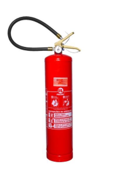 Extintor PQS 6 kg BC