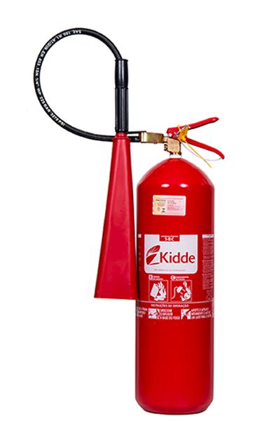 Extintor PQS 4 kg ABC